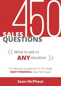 450 Sales Questions Cover