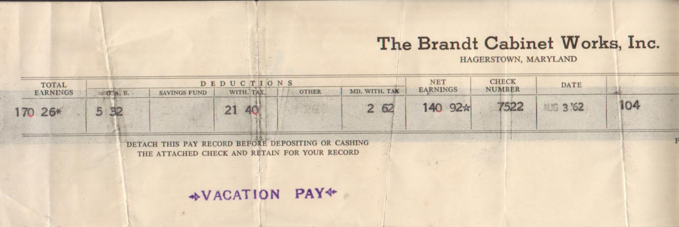 My Online Pay Stub And W2