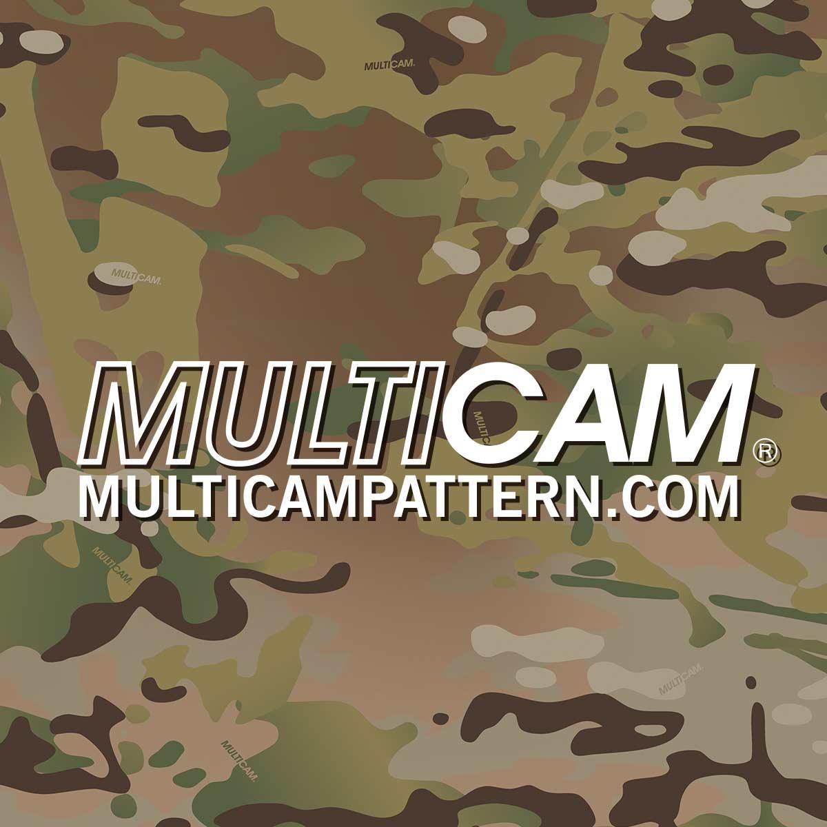 Printable Multicam Stencil