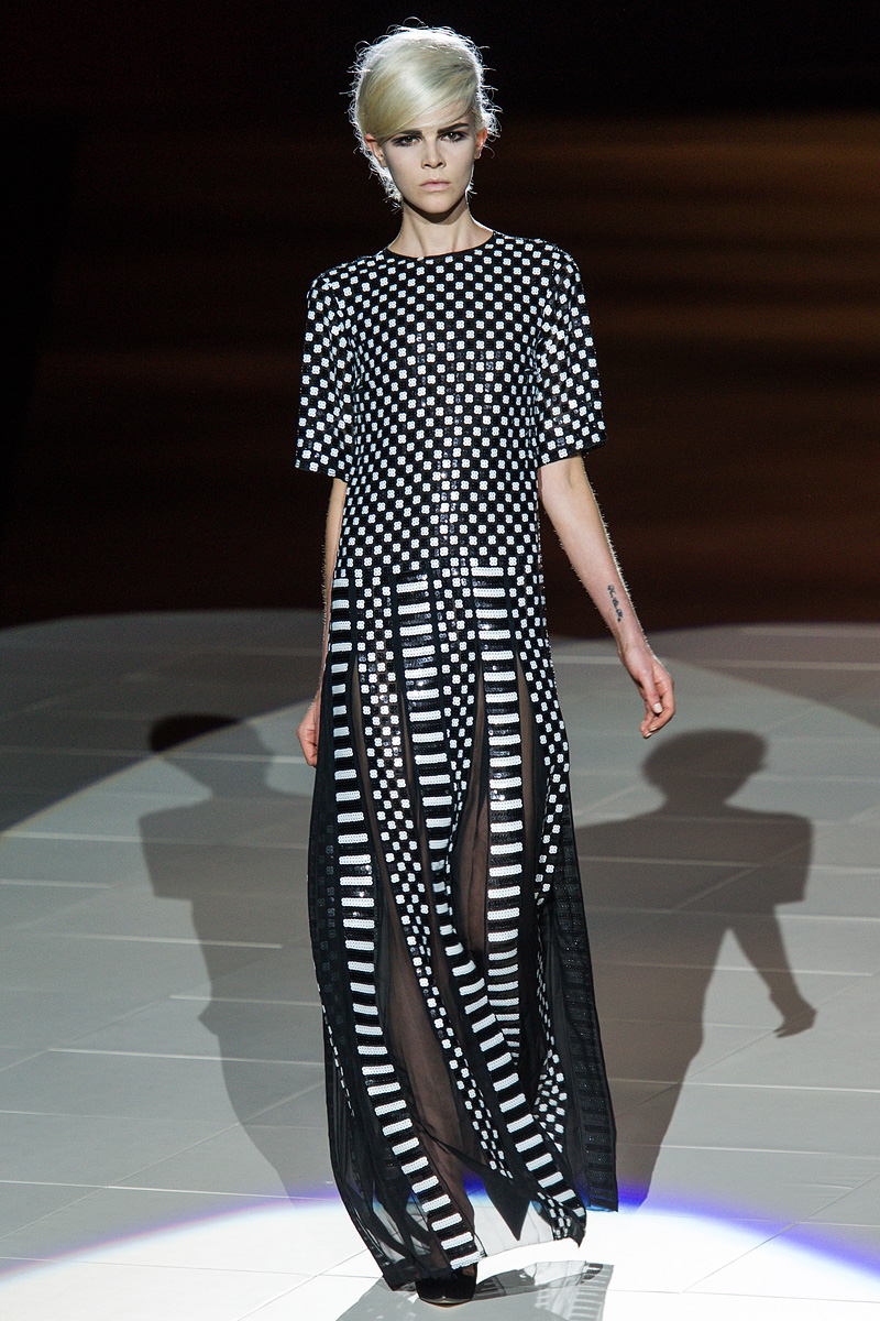 Marc Jacobs Spring 2013 Mfd Multiple Fashion Disorder