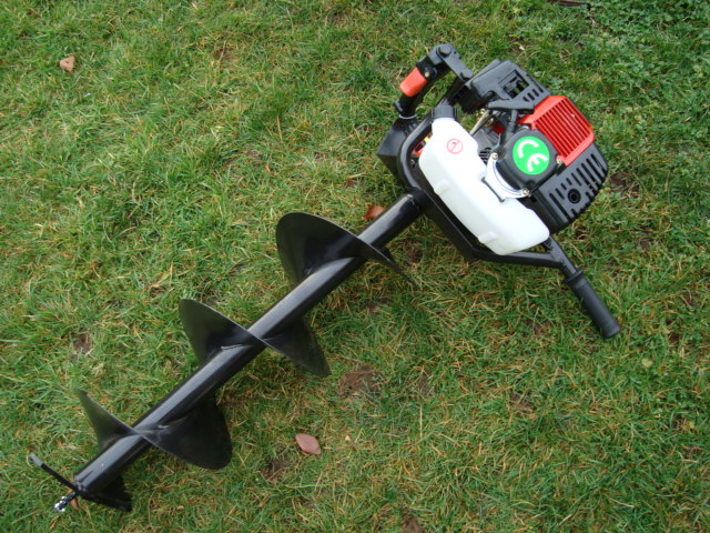 Hand Auger Post Hole Digger