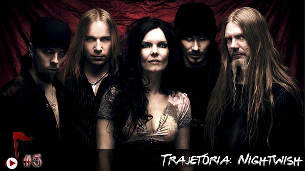 Telhacast #5 – Trajetória: Nightwish