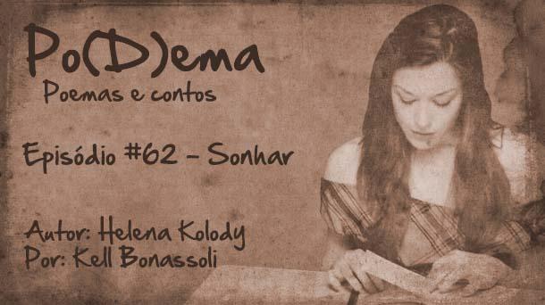Po(D)ema #62 – Sonhar