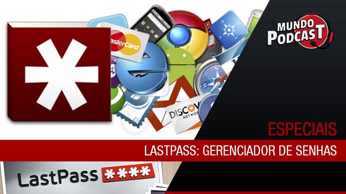 LastPass: Gerenciador de Senhas