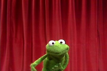 Weekly Muppet Wednesdays: Robin the Frog | The Muppet Mindset