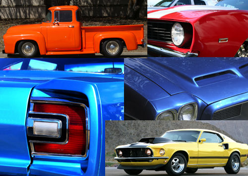 1967 Mustang Wheel Bolt Pattern