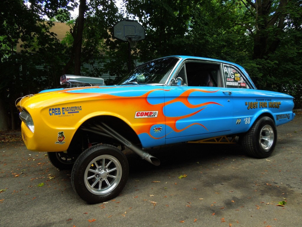Ranch 500 Wagon Fairlane Ford