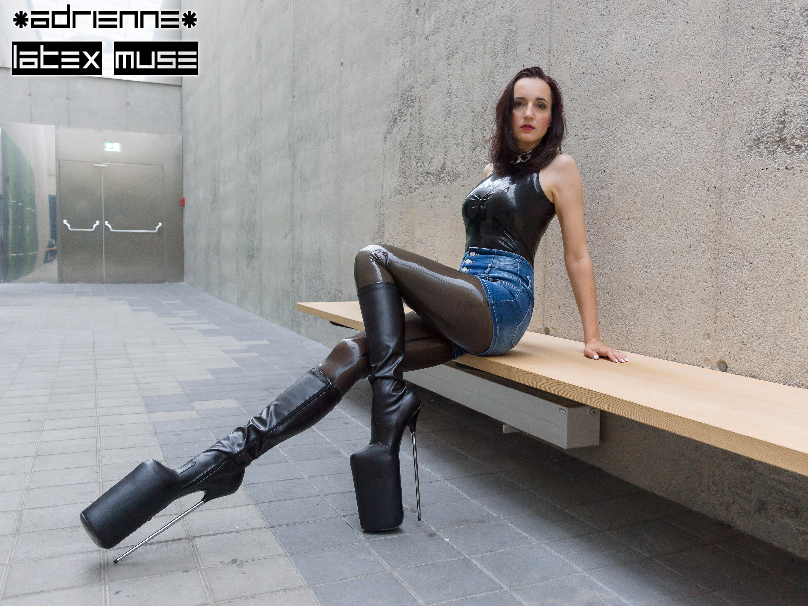 Latex Muse Adrienne Gallery Latex Muse Adrienne