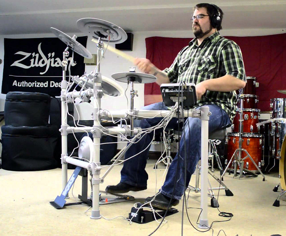 Best Electronic Drum Kit for 2017   Musical Pros electronic drum kit
