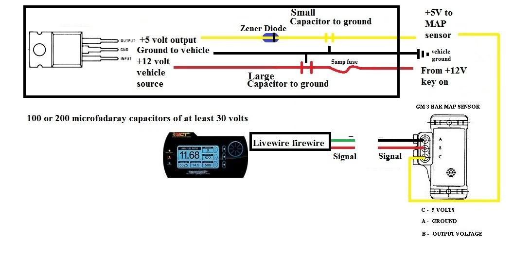 map sensor wiring switch diagram u2022 rh kimiss co