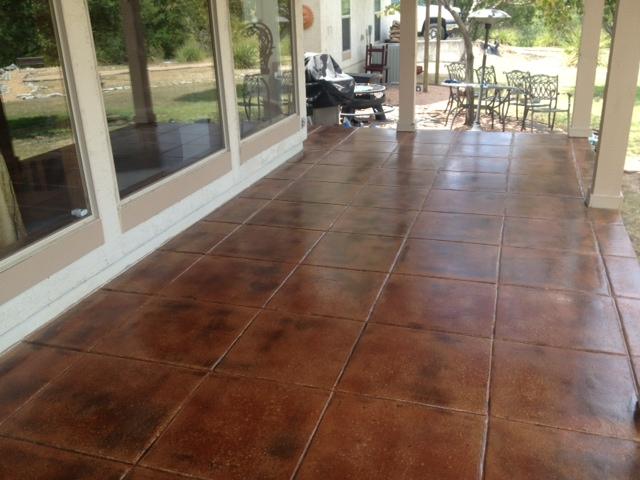 Valspar Concrete Sealer