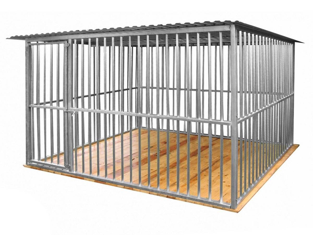 Recinti per cani prefabbricati box in lamiera for Box cani prefabbricati prezzi