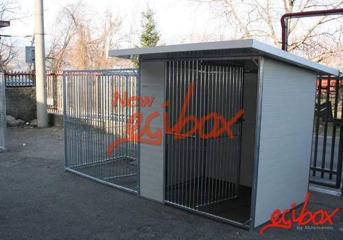 Box per cani Eco