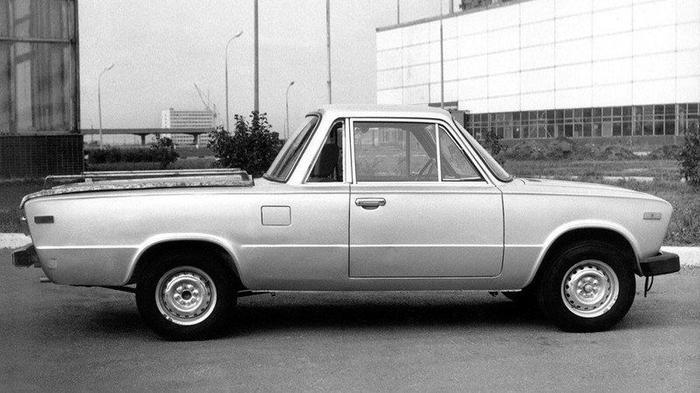ВАЗ-2106 «Турист» (1976)