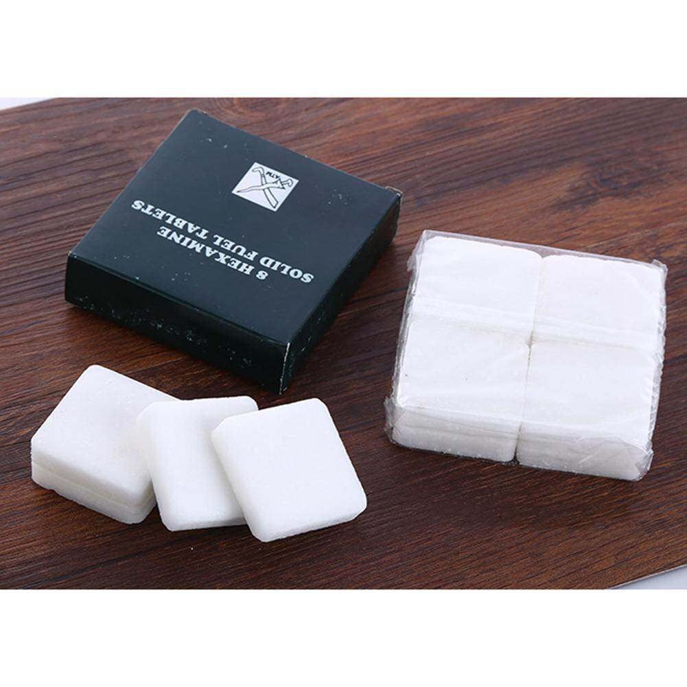 Solid Alcohol Charcoal Solid Combustion Block Burn Fire Block for Outdoor Picnic Activities Specification:4 pieces in a box