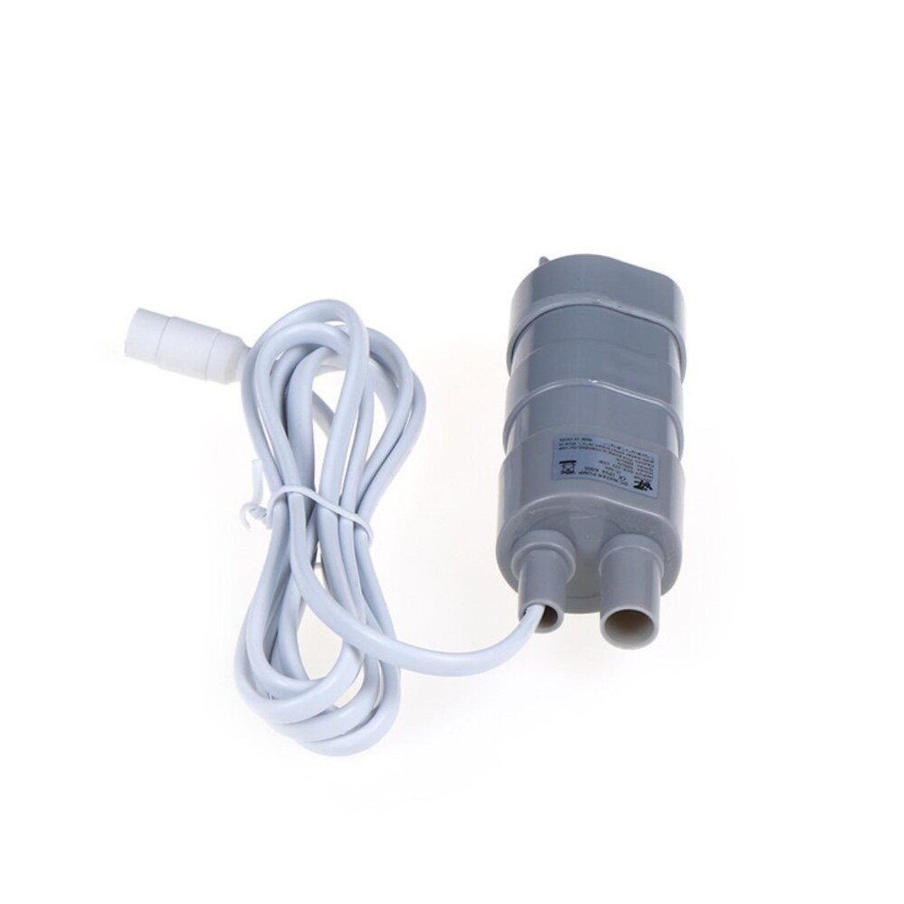 1.2A DC 12V Micro Submersible Motor Water Pump 14L/Min 5.5x2.1 Female - intl