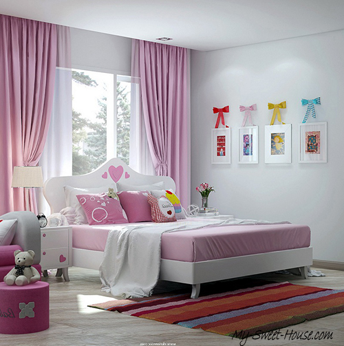 How To Decorate Baby Girl Room D 233 Cor She Will Love To Call