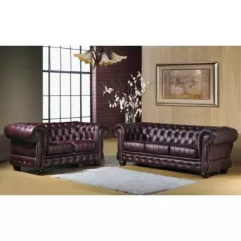 Pinsley 1 2 3 Chesterfield Sofa Set  Pre Order 2 Weeks    Lazada Pinsley 1 2 3 Chesterfield Sofa Set  Pre Order 2 Weeks