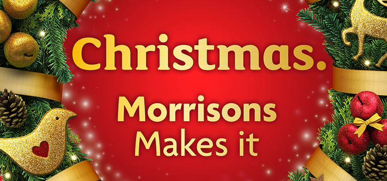 Christmas Ideas And Inspiration From Morrisons