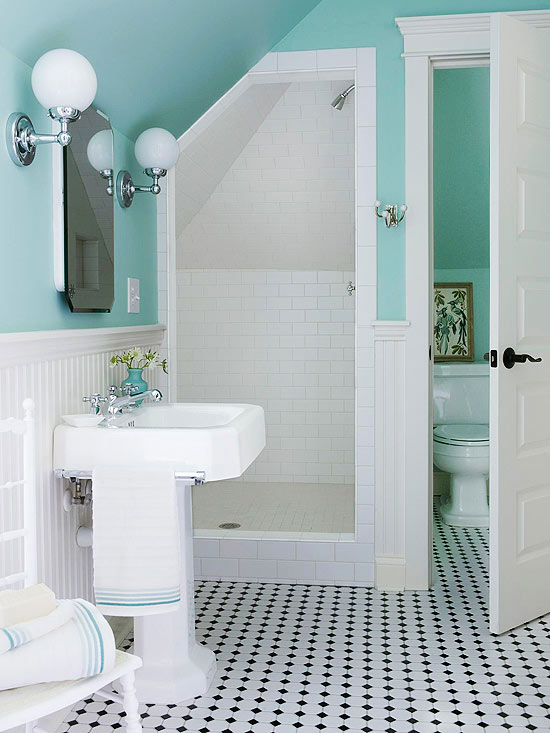 Nice Houses Interior Bathrooms