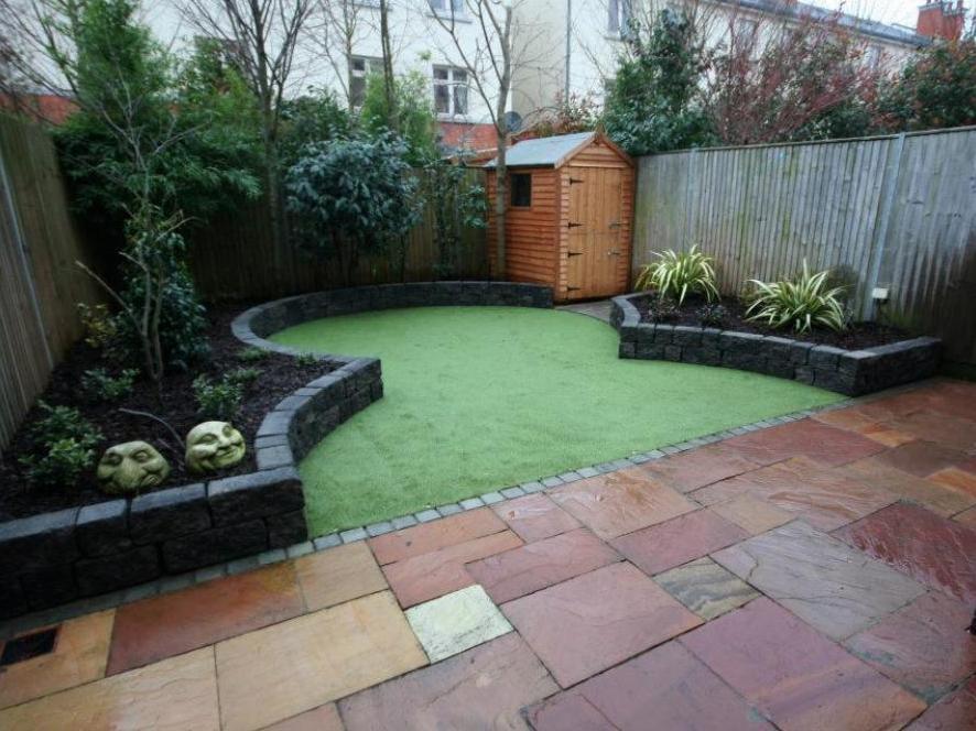 Wonderful Minimalist Backyards You Will Love To See Page