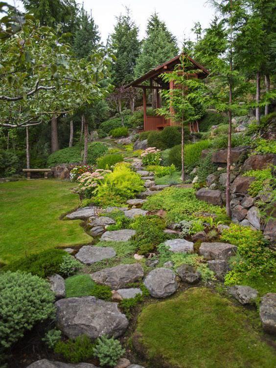 Cheap Garden Landscaping Ideas