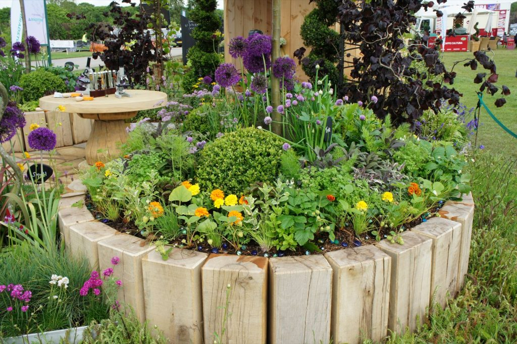 Ideas Above Ground Garden Vegetable