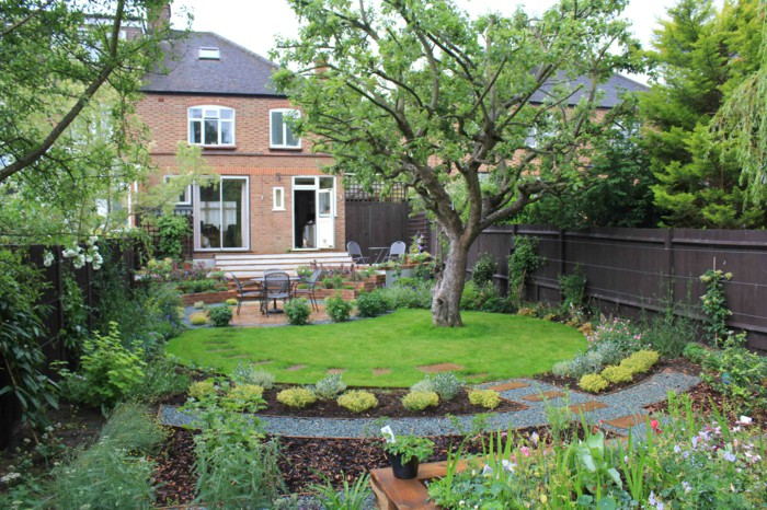 Diy Home Design Ideas Landscape Backyard