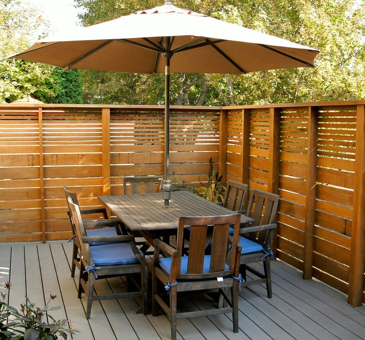 How To Make A Pallet Fence Without Spending A Dime