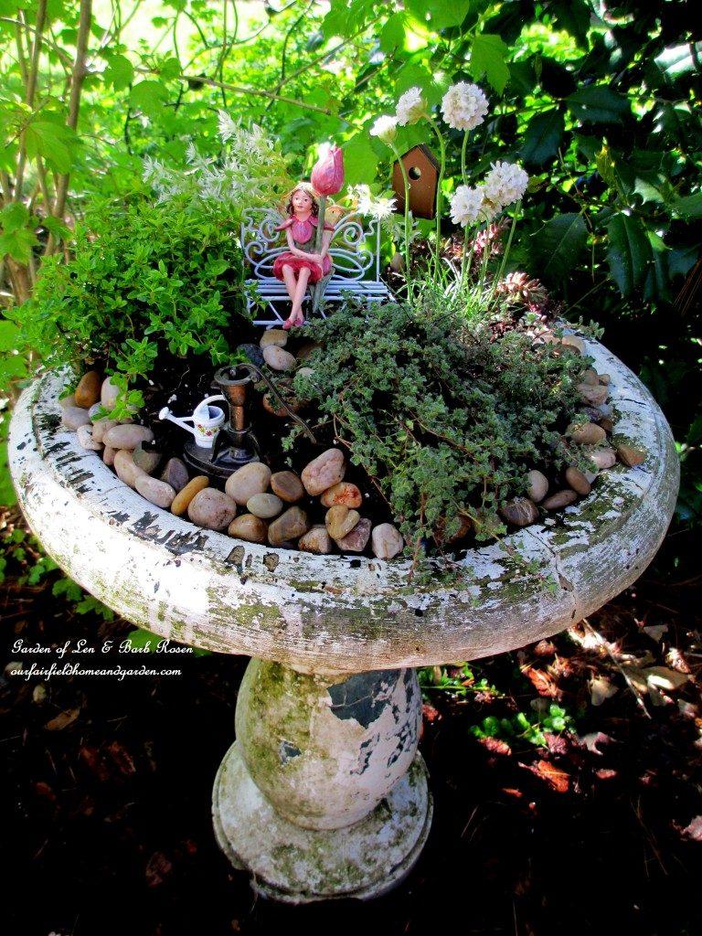 Small Outdoor Pots