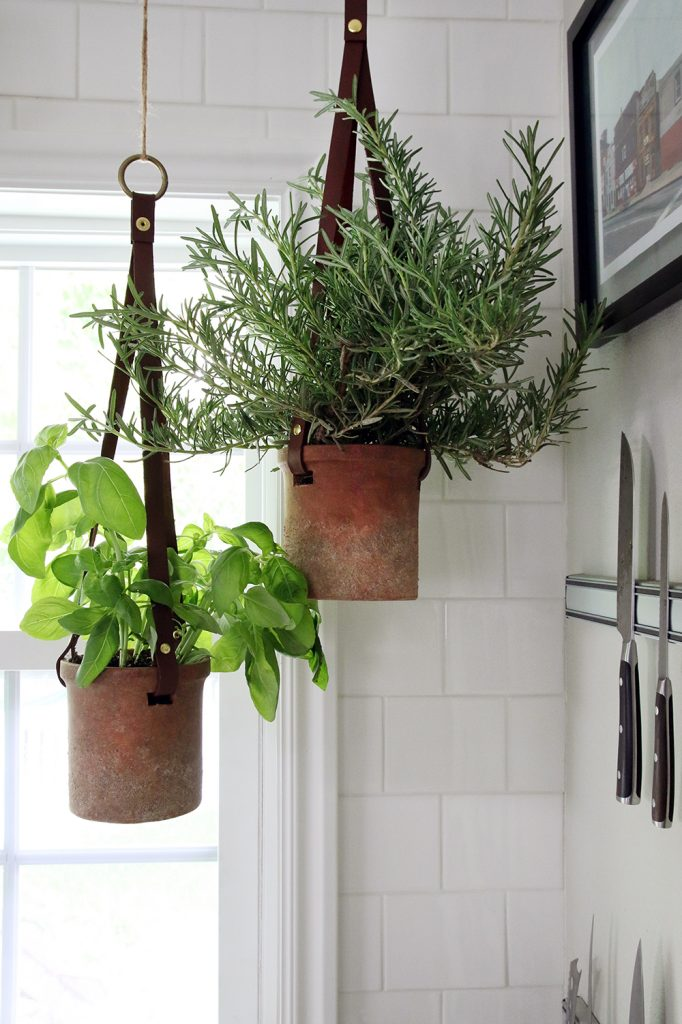 Wall Mounted Flower Pots Wall