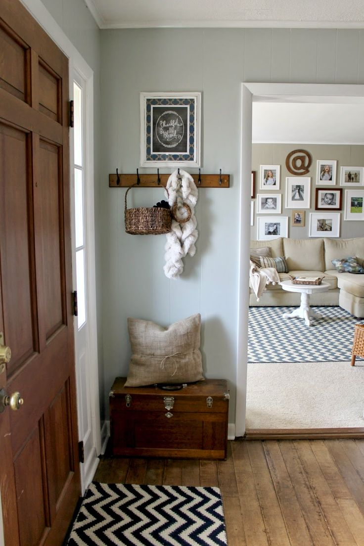 Small Front Entryway Ideas