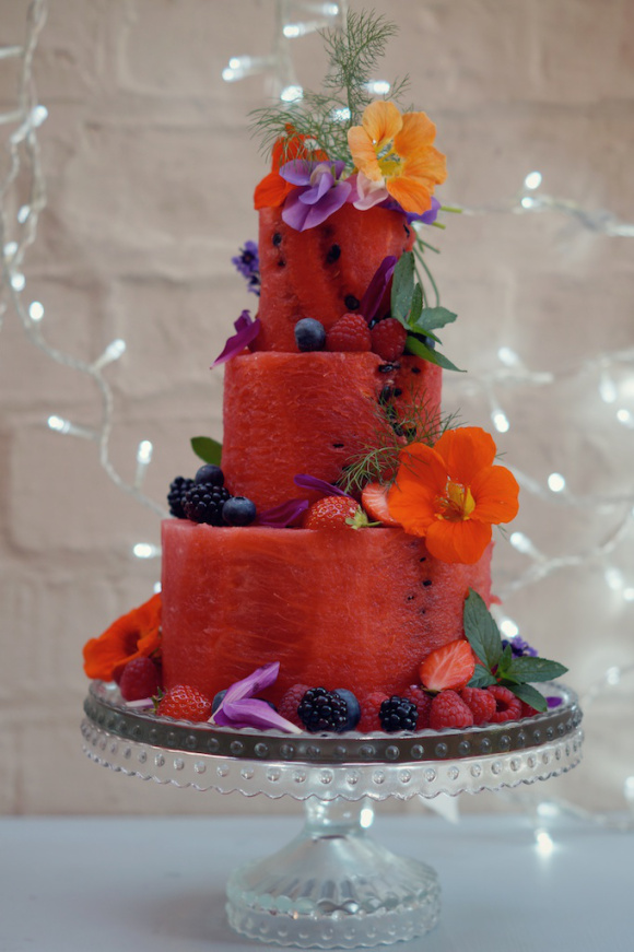 Easy Watermelon Cakes That Will Make You Drool