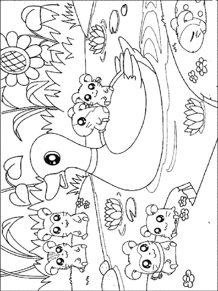 Baby Ferb Coloring Pages