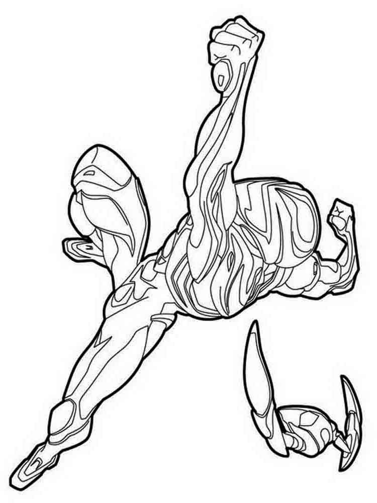 Dorable Max Steel Coloring Pages Sketch - Framing Coloring Pages ...