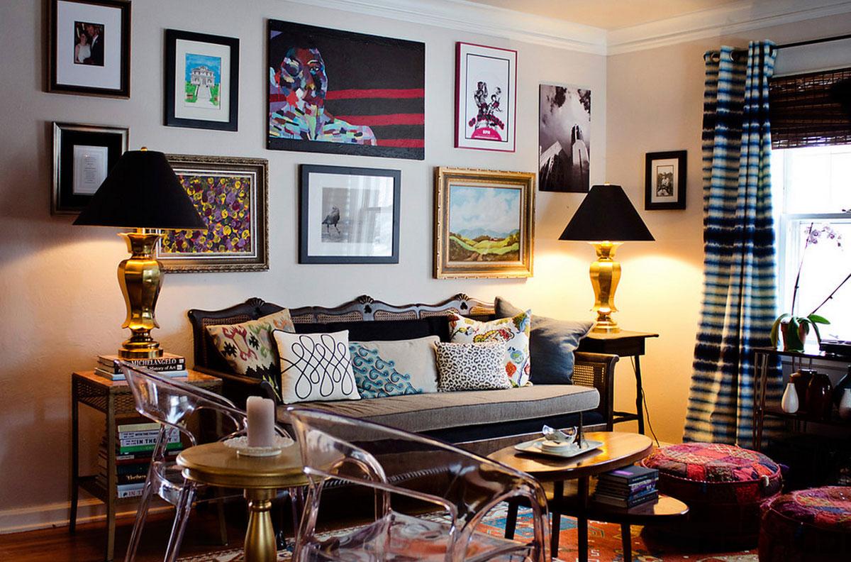 Apartment Interior Design Vintage