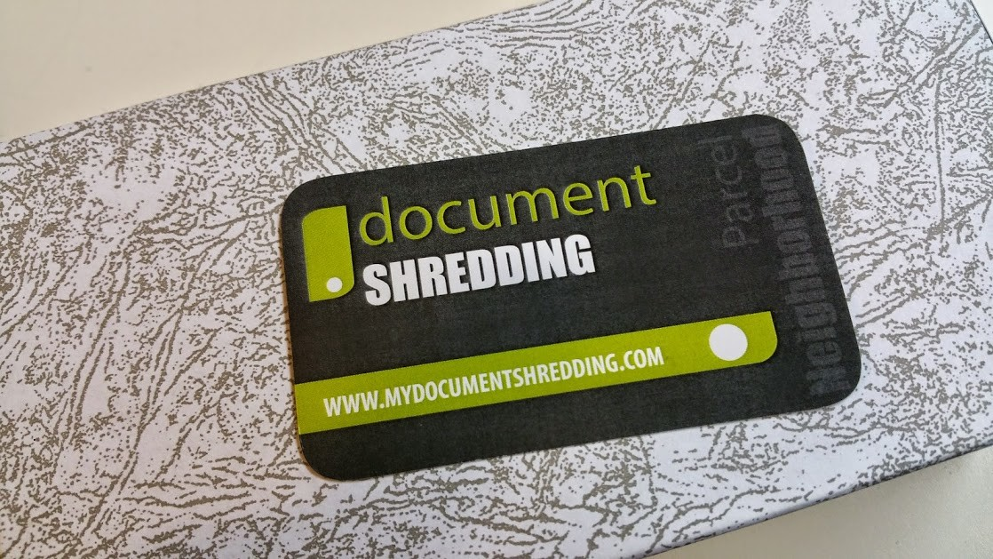 shredding company MA NH ME RI