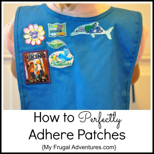 Where Iron Daisy Vest Patches