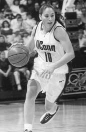 My Sister  Jennifer Bird   MY HERO Sue Bird while playing for the UCONN Huskies   UCONN