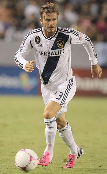 David Beckham | MY HERO