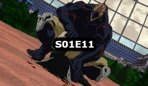 My Hero Academia Season 1 Episode 11 English Dubbed Watch Online