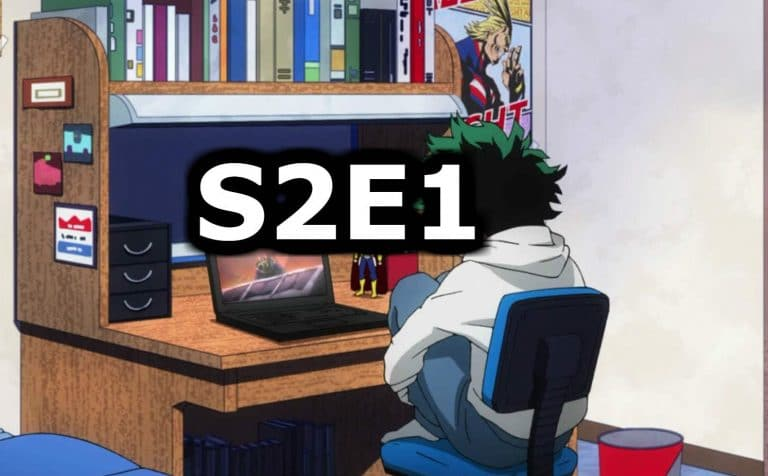 My Hero Academia Season 2 Episode 1 English Dubbed Watch Online
