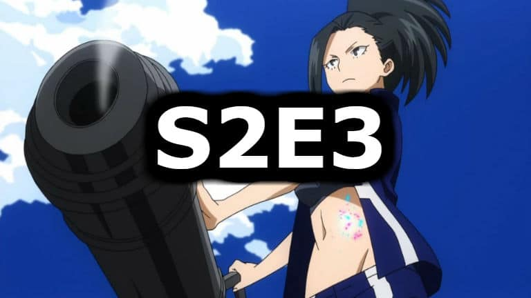 My Hero Academia Season 2 Episode 3 English Dubbed Watch Online