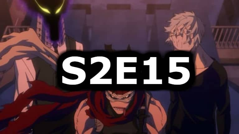 My Hero Academia Season 2 Episode 15 English Dubbed Watch Online