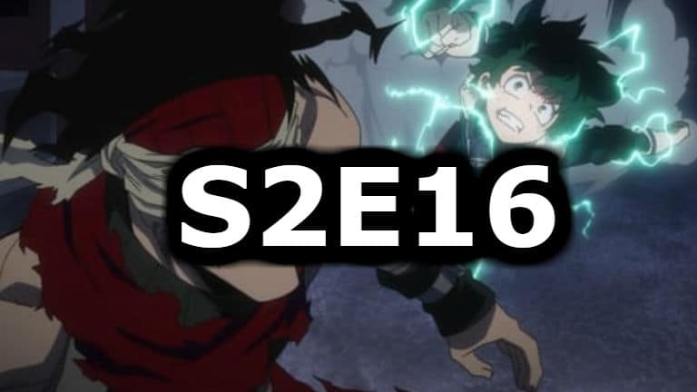 My Hero Academia Season 2 Episode 16 English Dubbed Watch Online