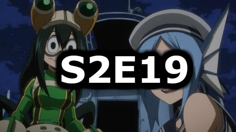 My Hero Academia Season 2 Episode 19 English Dubbed Watch Online