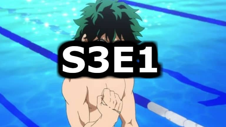My Hero Academia Season 3 Episode 1 English Dubbed Watch Online