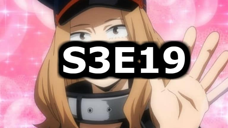 My Hero Academia Season 3 Episode 19 English Dubbed Watch Online