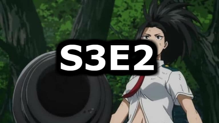 My Hero Academia Season 3 Episode 2 English Dubbed Watch Online