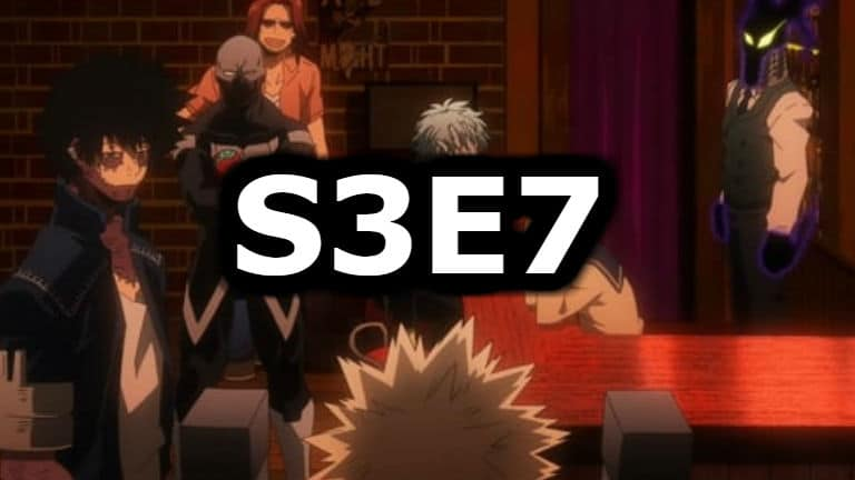 My Hero Academia Season 3 Episode 7 English Dubbed Watch Online